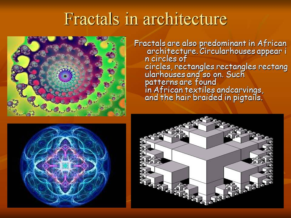 fractal architecture thesis The structural and spatial analysing of fractal geometry in organizing of iranian traditional architecture thesis: fractal fractal geometry in architecture.